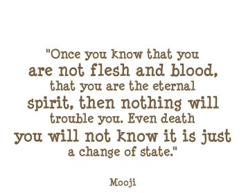 122 Quotes From Mooji – Universoul Awakening
