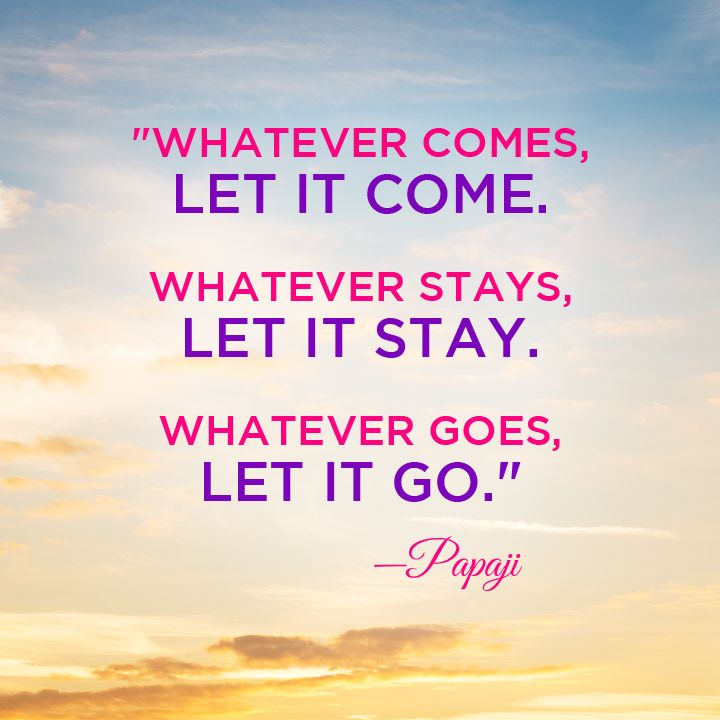 60 Quotes From Papaji Universoul Awakening Adorable Let It Go Quotes